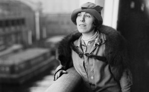 "Edna Ferber spent time on the James doing research for her book, ""Showboat."""